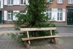 2006 Kerststal bewoners