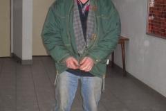 2009 Kerststal afbreken