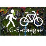 Terugblik op de LG Vijfdaagse wandel- en fietstochten
